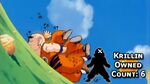 Krillin Owned Count 6