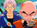 Krillin Owned Count 31