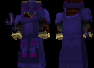 Thaumium-armor