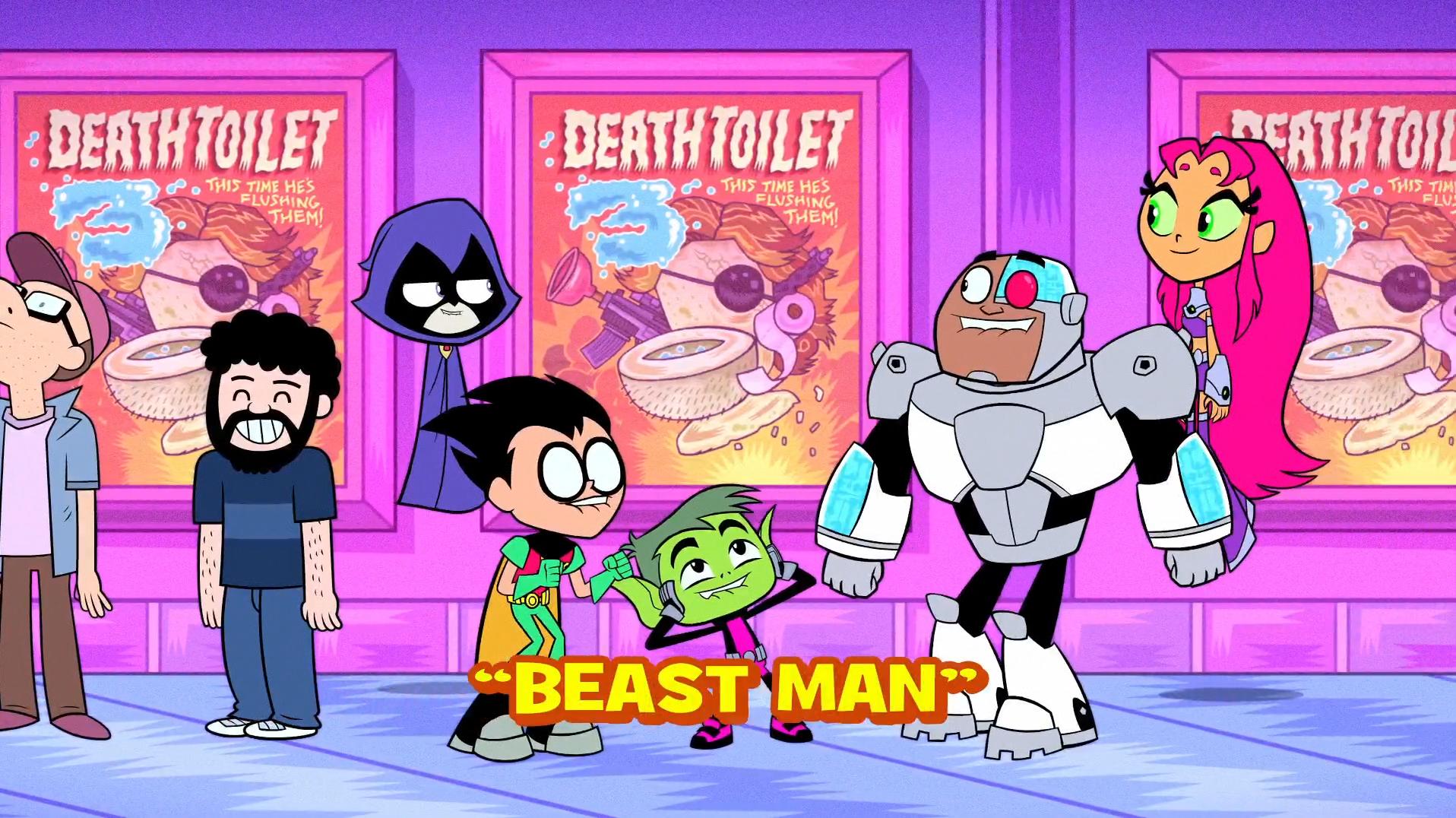 Beast Man | Teen Titans Go! Wiki | FANDOM powered by Wikia