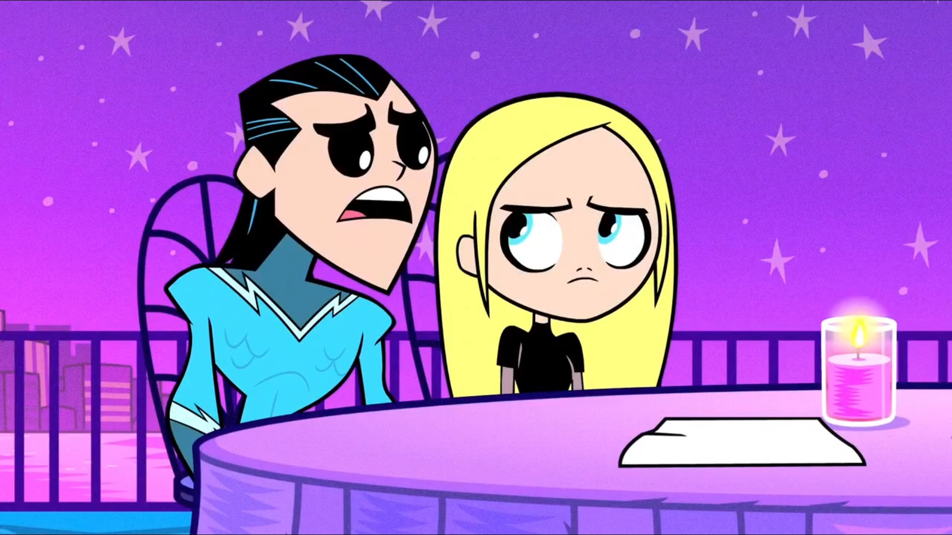 Image - Terra and Aqualad.jpg | Teen Titans Go! Wiki ...Terra And Aqualad