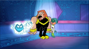 Scary Figure Dance Teen Titans Go Wiki Wikia