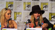Tara Strong & Greg Cipes at SDCC 2016 TTG panel