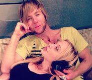 Greg Cipes and Tara Strong 5