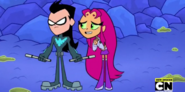 Nightwing&Starfire April Fools TTG