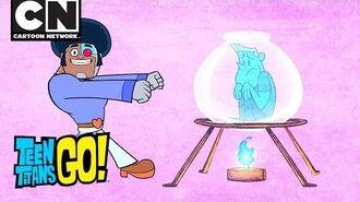 Teen Titans Go! Chemistry Song Cartoon Network