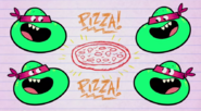 TMNT Loves Pizza