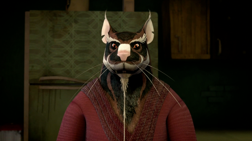Splinter - Teenage Mutant Ninja Turtles 2012 Wiki