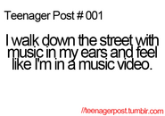 Teenager Post 001