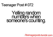 Teenager Post 072