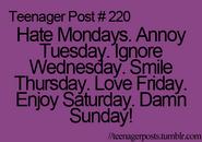 Teenager Post 220