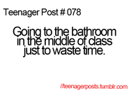 Teenager Post 078