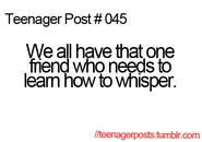 Teenager Post 045