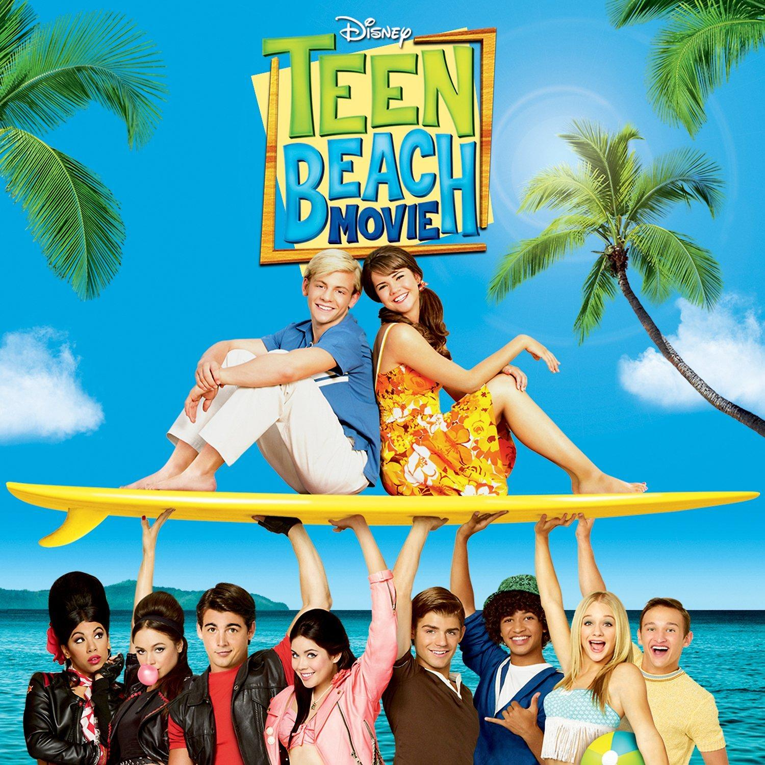necked pictures of teen beach movie