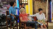 Ross, Chrisse, Jordan, and Maia