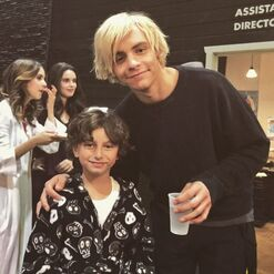 August and Ross