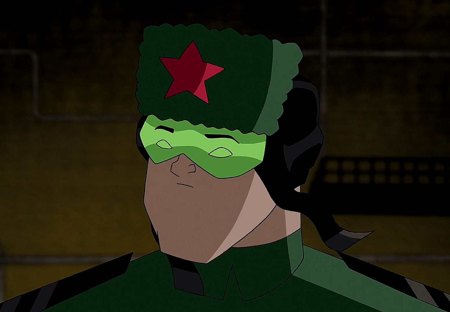 Red Star Teen Titans