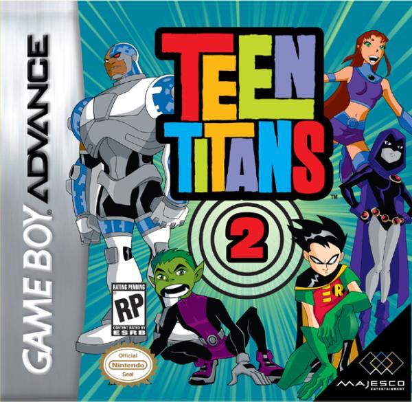 Teen Titens Games 84
