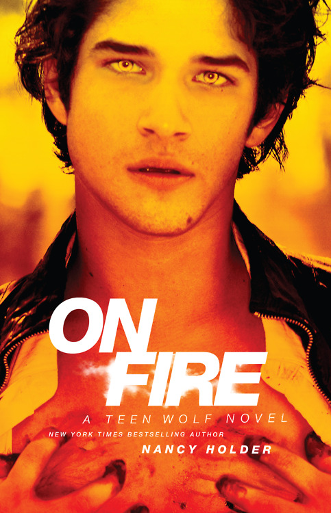 Výsledek obrázku pro teen wolf on fire