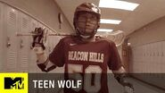 Teen Wolf (Season 6) 'Gearing Up For the Lacrosse Game' 360 Video MTV