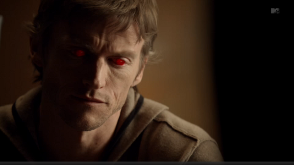 Teen Wolf Season 3 Episode 4 Unleashed Gideon Emery Deucalion Eyes