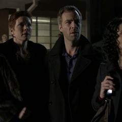Eaddy Mays, J.R. Bourne, Melissa Ponzio