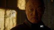 Teen Wolf Season 3 Episode 17 Silverfinger Cary Hiroyuki Tagawa is Silverfinger