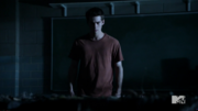 Teen Wolf Season 3 Episode 13 Anchors Dylan O'Brien Stiles dreams the Nemeton