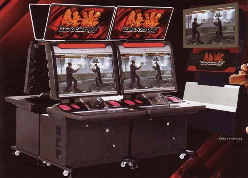 Arcade Mode   Tekken Wiki   FANDOM powered by Wikia