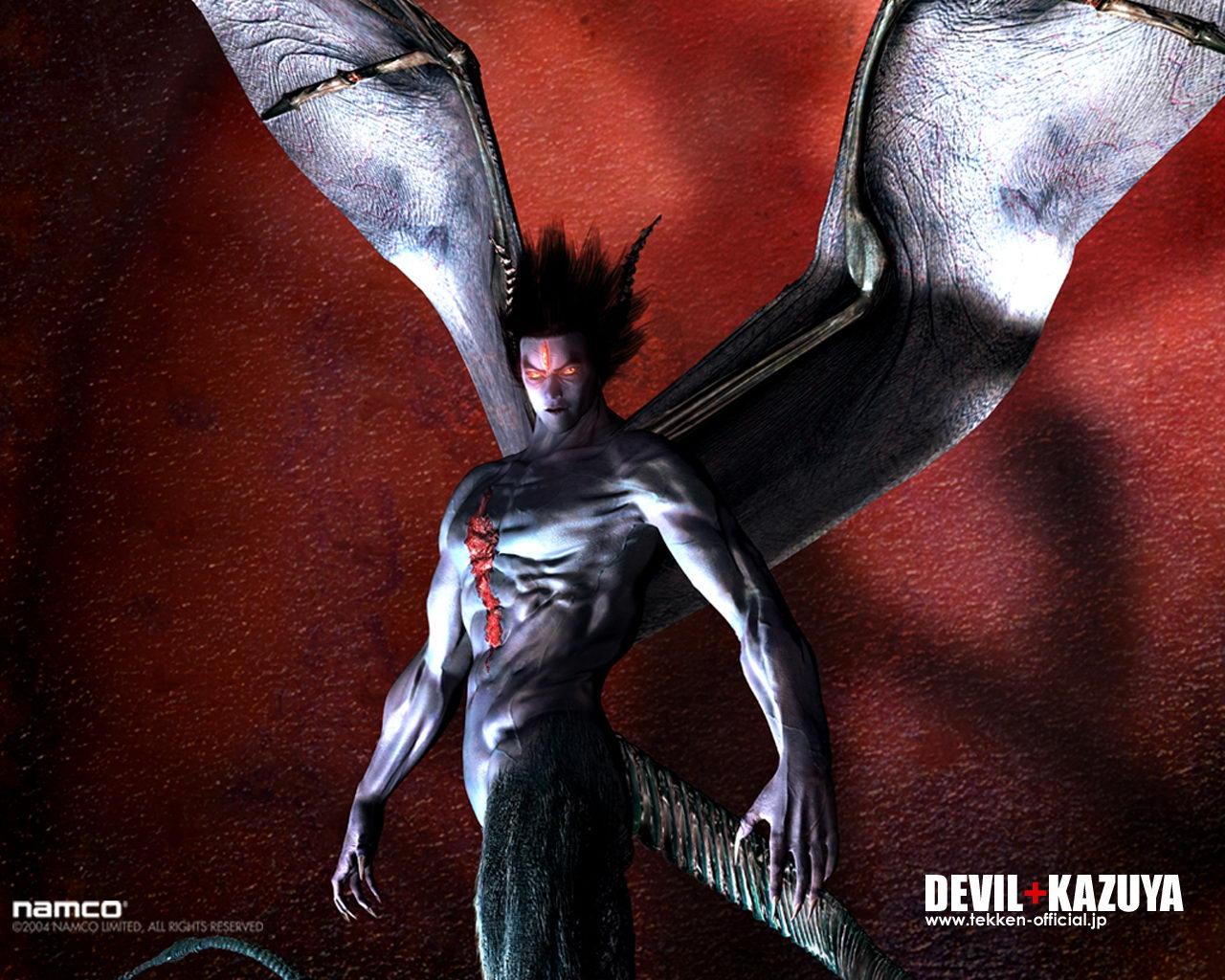 Devil Kazuya/Gallery   Tekken Wiki   Fandom powered by Wikia