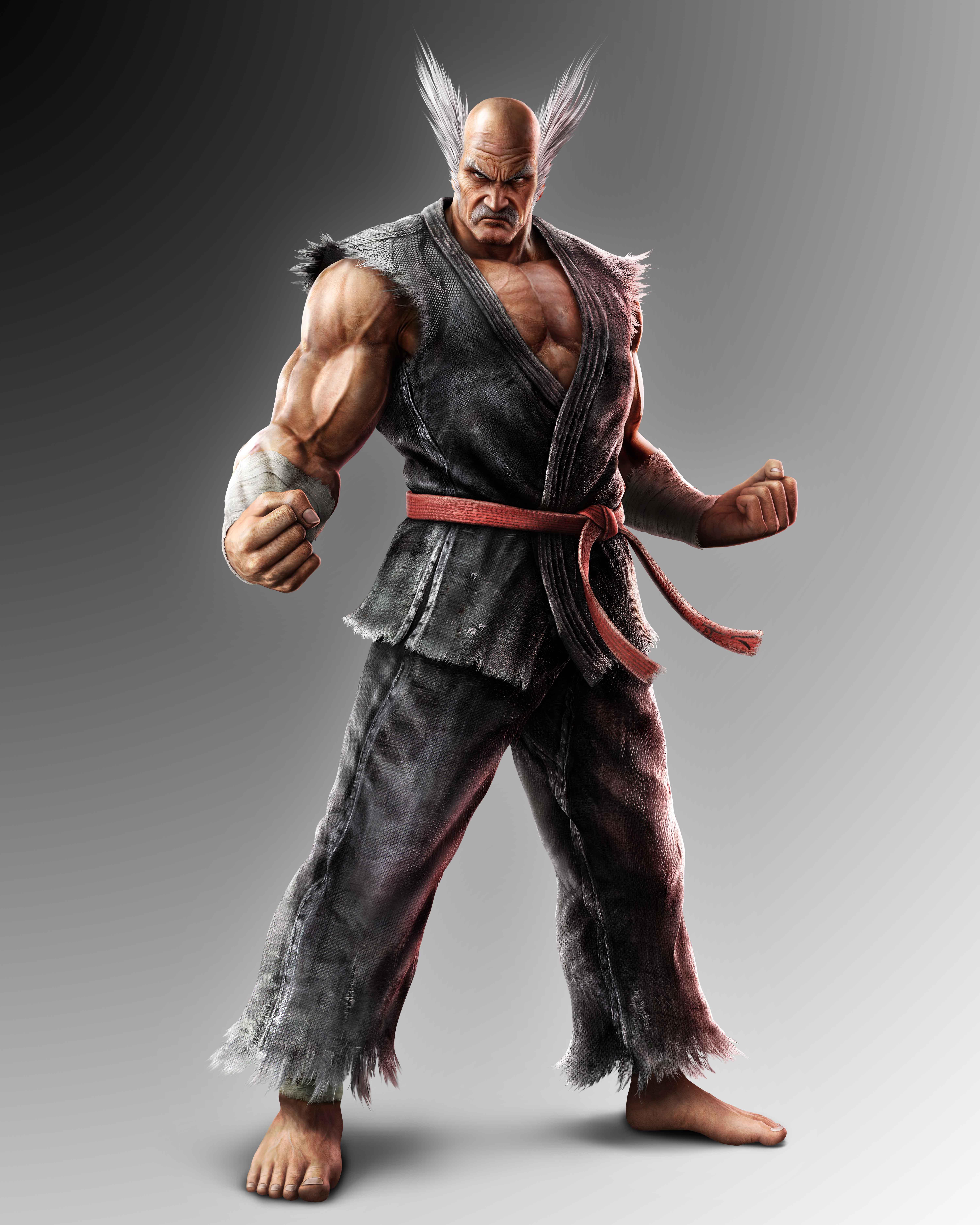 Tekken 3 Kazuya