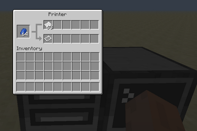 Printer Interface