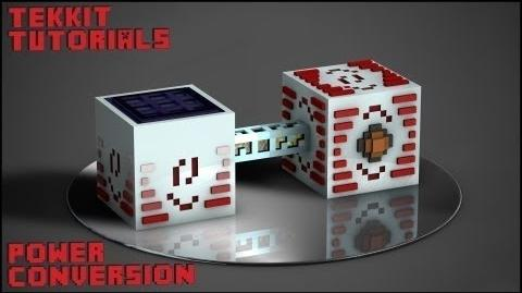 Tekkit Lite How To Power a Quarry Using An Energy Bridge (Tutorial) Minecraft-1366632988