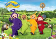 New Teletubbies