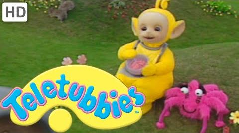Teletubbies Building a Barbeque - Full Episode