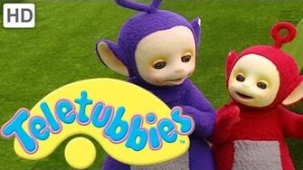 Teletubbies Decorating Boxes - HD Video