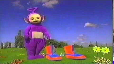 Teletubbies - Boots