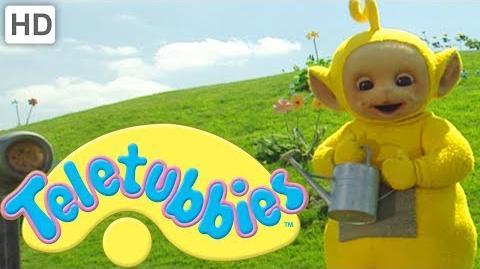 Teletubbies - Making Flowers