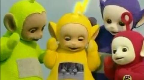 Teletubbies- Leaves