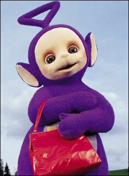 Page 3 Profile: Tinky Winky, Children's TV Star | The Independent
