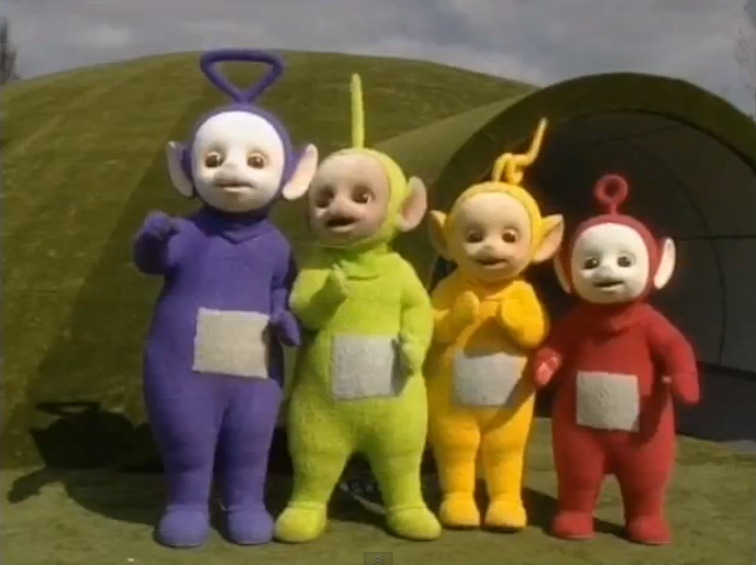 Magical Events The Teletubbies And Their Fellow Friends