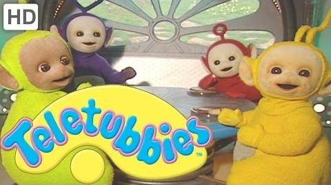 Teletubbies The Beach(UK Version)
