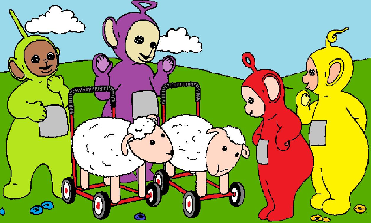 little lamb teletubbies wiki fandom powered by wikia