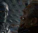 Termination of Skynet (Terminator Genisys)
