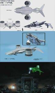 SCC DVD Special HK-VTOL concept
