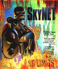 SkyNET alternative box cover