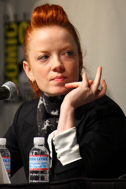 Shirley Manson WonderCon 2009