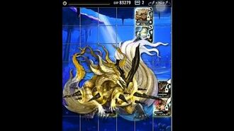 Terra Battle -no ice no capsule kill Leviathan!-0