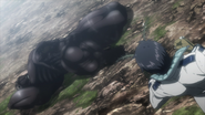 Akari capturing a Terraformar