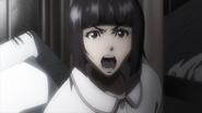 Yuriko angry at Akari2